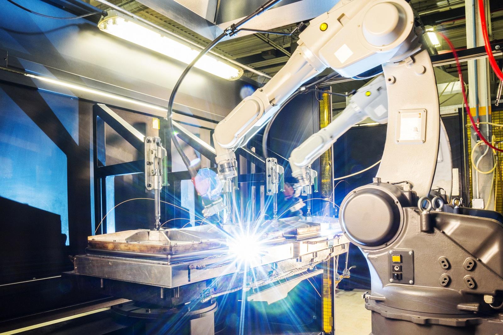 roboty CNC